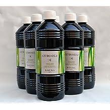 Ceragi Aceite de Parafina Citronela envase 1l.