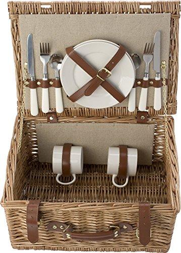 """Picknickkorb """"Basic"""" für 2 Personen"""