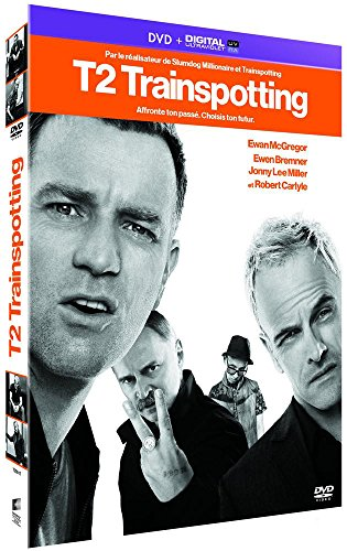 T2 Trainspotting [DVD + Copie digitale]