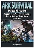 Ark Survival Evolved Aberration, Reaper, Boss, Map, Oil, Resources,...