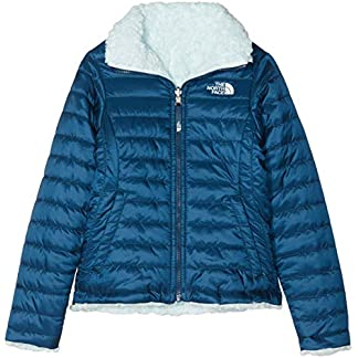 THE NORTH FACE Children's Reversible Mossbud Swirl Jacket 12
