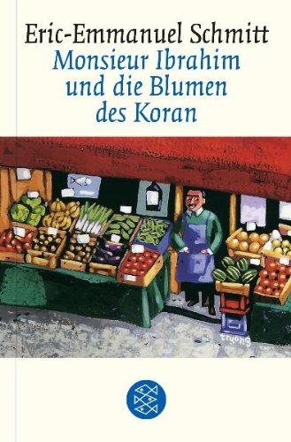 Buchseite und Rezensionen zu 'Monsieur Ibrahim und die Blumen des Koran. Erzählung' von Eric-Emmanuel Schmitt