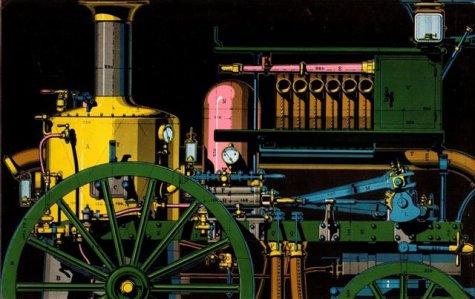 Histoire de la machine par Soulard Robert