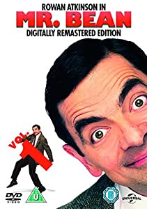 Mr Bean: Series 1, Volume 1 (Digitally Remastered 20th Anniversary Edition) [DVD]