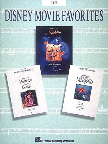 Disney Movie Favorites Instrumental Solo Flute