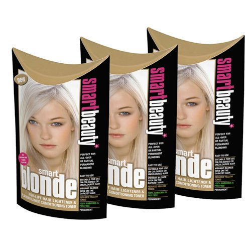smart-blonde-hair-lightener-platinum-blonde-conditioning-toner-x-3