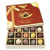 Chocholik Belgium Chocolates Sweet Treat Of 20pc Truffle Box