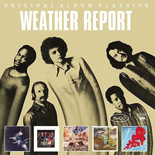 Weather Report Jazz