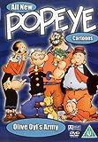 Popeye: All New Popeye - Olive Oyl's Army [DVD]