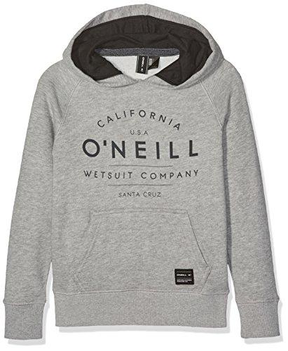 O'Neill Jungen Hoodie Sweatshirt, Grau (Silver Melee), 152 (Oneill-pullover)
