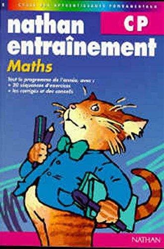 Nathan entraînement, numéro 2 : Maths CP