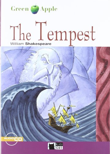 The Tempest+cd  (green Apple) (Black Cat. Green Apple)