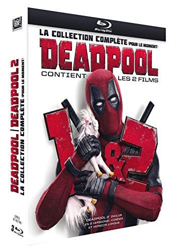 Deadpool + Deadpool 2 [Blu-ray]