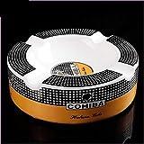 Ceramic cendrier Cigare cendrier personnalisé Home Fashion cendrier