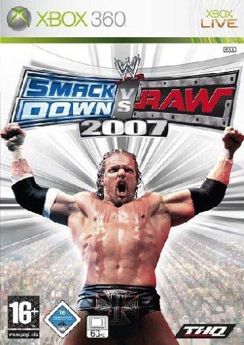 Wwe-360-spiele (WWE Smackdown vs. Raw 2007)