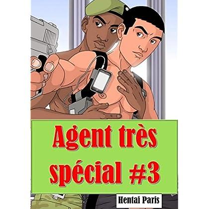 Agent très spécial #3 (Yaoi, Hentai)