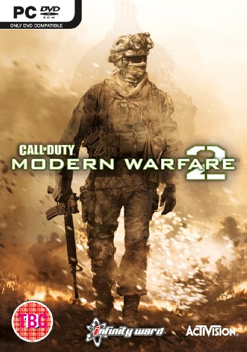 Call of Duty: Modern Warfare 2  [UK Import] (Cod Modern Warfare 2 Pc)