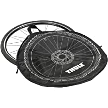 Thule 563000 - Bolsa para ruedas de bicicletas (tamaño XL), color negro