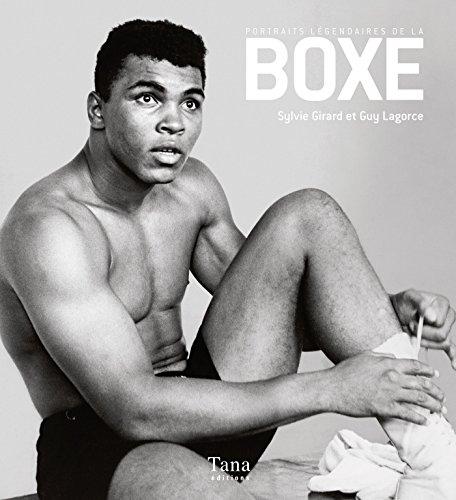 Portraits lgendaires de la boxe