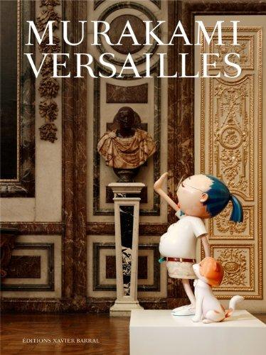 Murakami Versailles par Laurent Le Bon