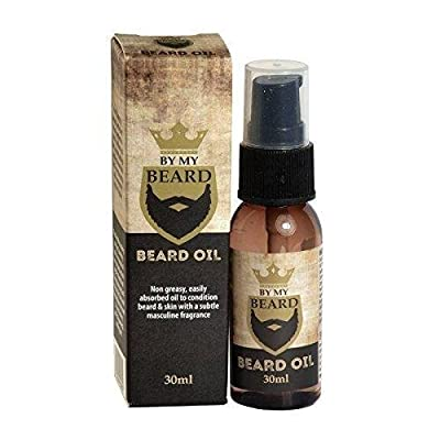 BY MY BEARD Beard Oil, 30 ml by BE MY BEARD