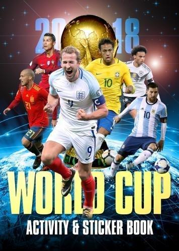 World Cup Activity & Sticker Book