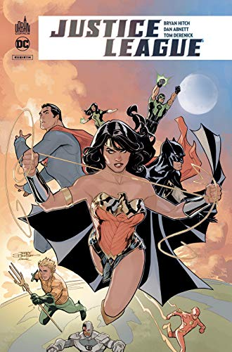 Justice League Rebirth Tome 5