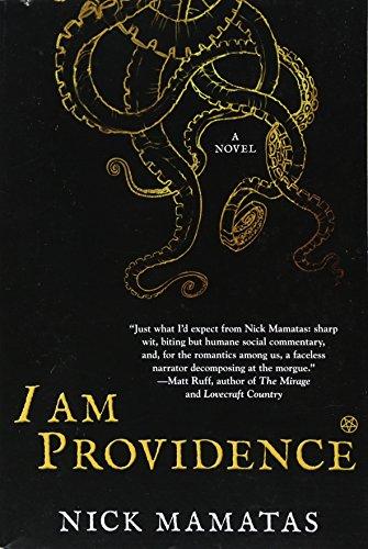 I Am Providence por Nick Mamatas