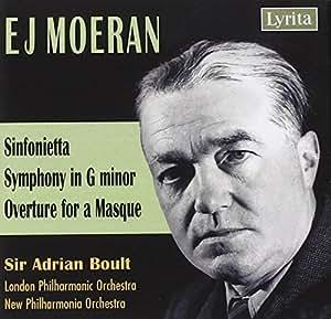 Moeran - Symphony in G minor