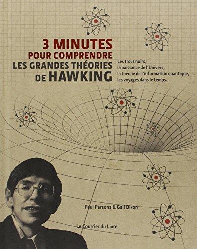 3 minutes pour comprendre les grandes thories de Hawking