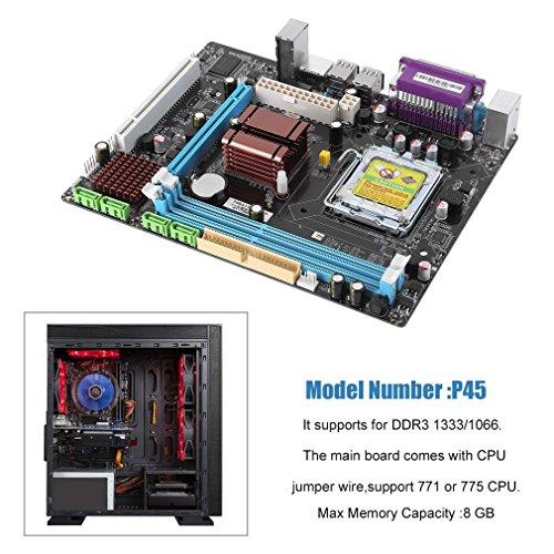 Placa Madre Placa Base Gigabit Ethernet Alta compatibilidad