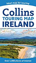 Collins Ireland Touring Map (Maps)