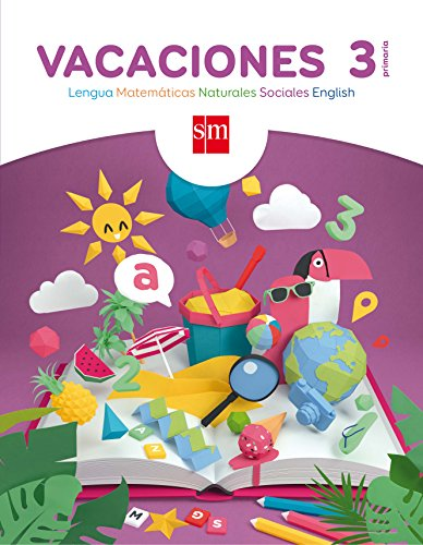 Vacaciones 3 - 9788467592825 por Rosa Modrego