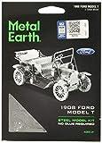Fascinations Metal Earth MMS051 - 502604, Ford 1908 Model T, Konstruktionsspielzeug, 2 Metallplatinen, ab 14 Jahren