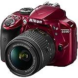 Nikon D3400 AF-P 18-55 VR Kit rot