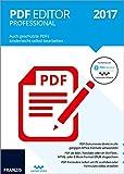 Franzis PDF Editor Pro 2017