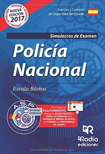 Cuerpo Nacional de Policía. Escala básica. Simulacros de Examen. Cuarta Edición