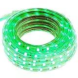 Smartfox 1m LED Leuchtstreifen mit 60 LEDs für Innen und Außen in Grün