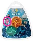 Dilatateur Nasal Anti Ronflement, Dispositif Anti-Ronflement et pour le Sport - Testé par le Comité olympique italien - Made in Italy - STARTUP KIT - couleur FUCHSIA