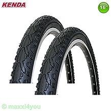 2x Kenda K de 935neumático techo bicicleta negro 16x 1.75-47-305-01021602-2