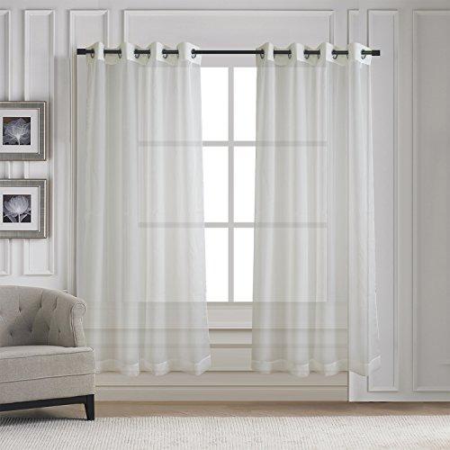 aquazolax-solid-window-sheer-curtain-panel-tessuto-ivory-54w-x-84l-2-panels-set