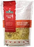 Orgran Rice and Corn Spaghetti Noodles Bolsa de Pasta - 375 gr