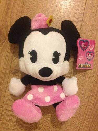 Disney Cuties 10  Minnie Mouse Soft Toy
