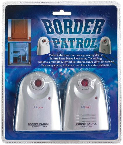 NRS Border Patrol Safety Beam Wandering Alert by Nottingham Rehab Supplies (NRS)