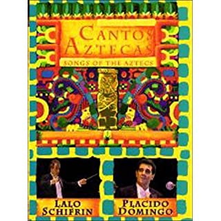 Lalo Schifrin - Cantons Aztecas-Songs of the Aztecs