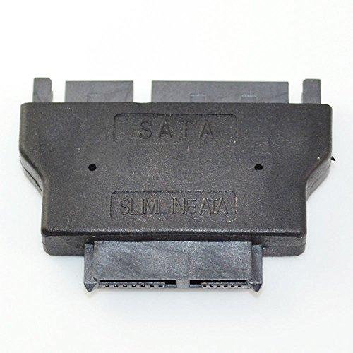 SATA 22 Pin 22p Macho ODD slimline SATA 13 Pin Hembra