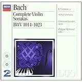 Duo - Bach (Violinsonaten)