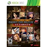 Dead or Alive 5 Ultimate - Xbox 360 by Tecmo Koei