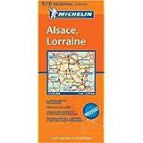 Michelin  Alsace, Lorraine, France