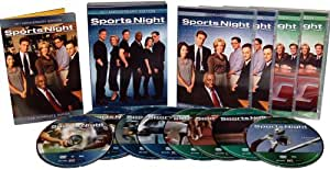 Sports Night: The Complete Series 10th Anniversary [DVD] [Region 1] [US Import] [NTSC]